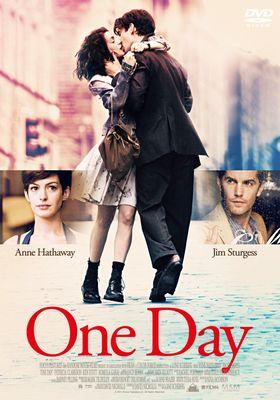 『ワン・デイ 23年のラブストーリー』のポスター