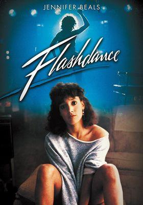 『フラッシュダンス』のポスター