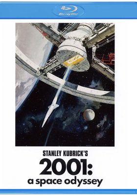 『2001年宇宙の旅』のポスター
