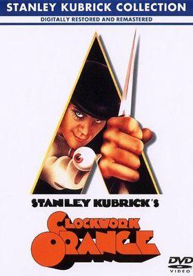 『時計じかけのオレンジ』のポスター