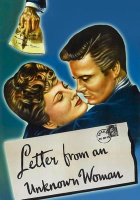 Letter from an Unknown Woman's Poster