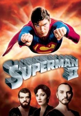 Superman II's Poster