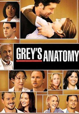 그레이 아나토미 시즌 5의 포스터