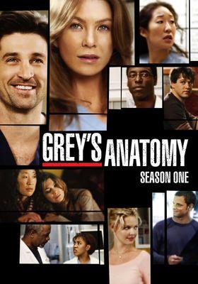 그레이 아나토미 시즌 1의 포스터
