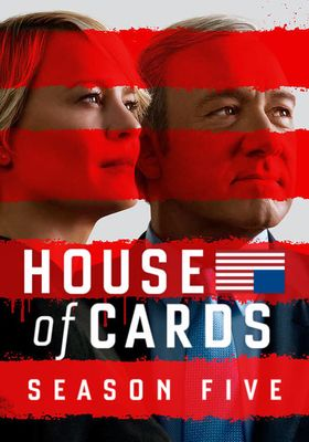 House of Cards Season 5's Poster