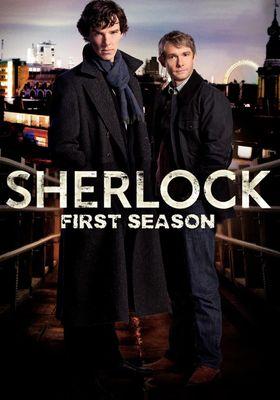 셜록 시즌 1의 포스터
