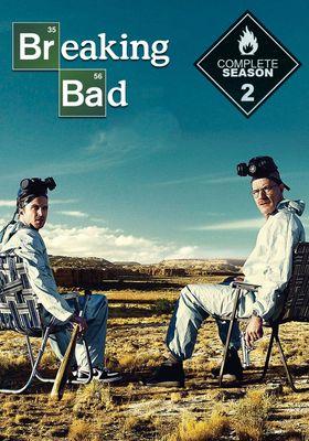 Breaking Bad Season 2's Poster