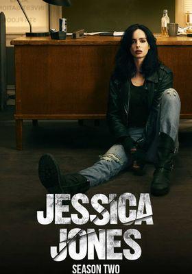 『Marvel ジェシカ・ジョーンズ シーズン2』のポスター