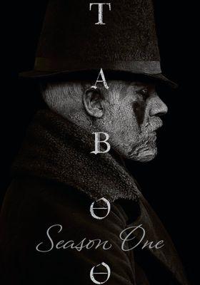 Taboo Season 1's Poster