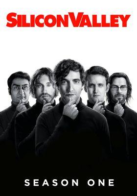 실리콘 밸리 시즌 1의 포스터