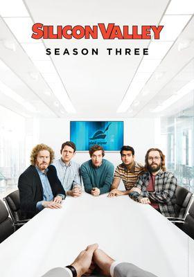 실리콘 밸리 시즌 3의 포스터