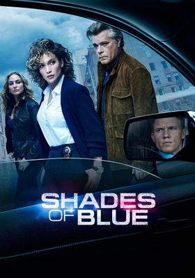 Shades of Blue Season 2's Poster