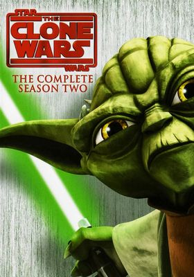 Star Wars: The Clone Wars Season 2's Poster