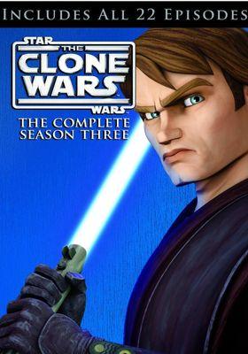 Star Wars: The Clone Wars Season 3's Poster