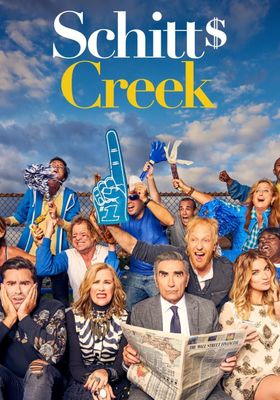Schitt's Creek Season 3's Poster