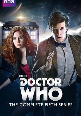 Doctor Who Season 5's Poster