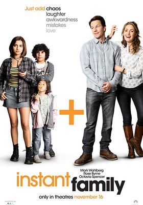 Instant Family's Poster