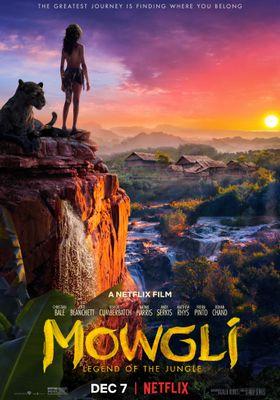 모글리: 정글의 전설의 포스터