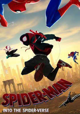 Spider-Man: Into the Spider-Verse's Poster