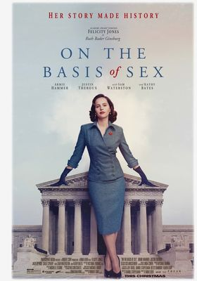 On the Basis of Sex's Poster