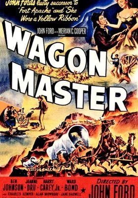 Wagon Master's Poster
