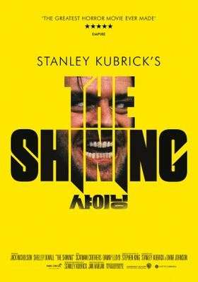 The Shining's Poster