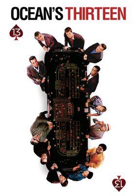 오션스 13의 포스터