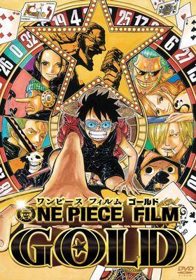 『ワンピース フィルム GOLD』のポスター