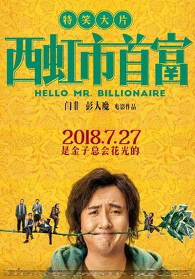Hello Mr Billionaire's Poster