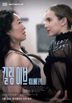 Killing Eve Season 2's Poster