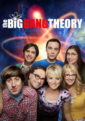 The Big Bang Theory Season 8's Poster