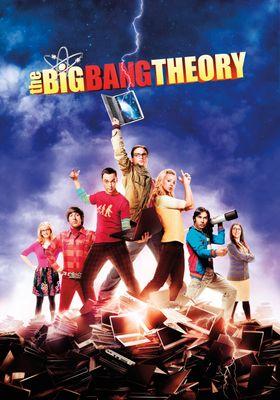 The Big Bang Theory Season 5's Poster
