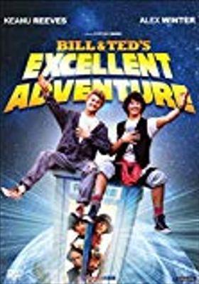 『ビルとテッドの大冒険』のポスター