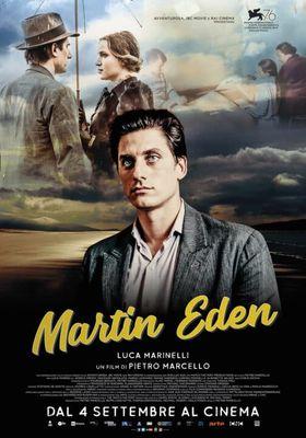 Martin Eden's Poster