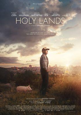 Holy Lands Les terres saintes's Poster