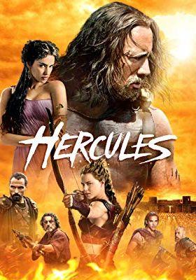 『ヘラクレス(2014)』のポスター