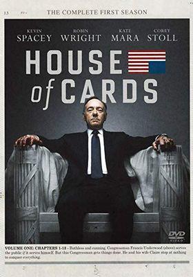 『ハウス・オブ・カード 野望の階段 シーズン1』のポスター