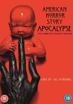 『American Horror Story』のポスター
