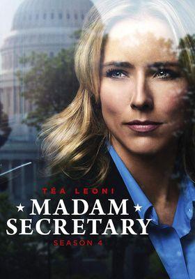『マダム・セクレタリー シーズン4』のポスター