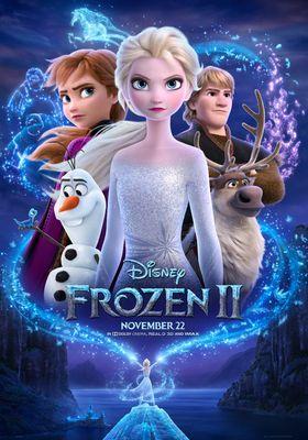 Frozen II's Poster