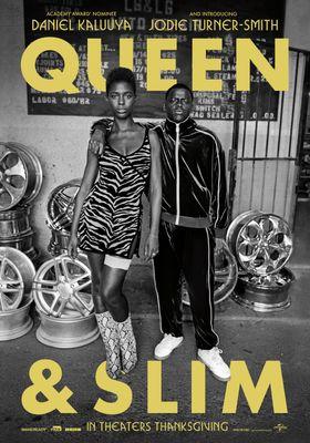 Queen & Slim's Poster