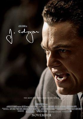 J. Edgar's Poster