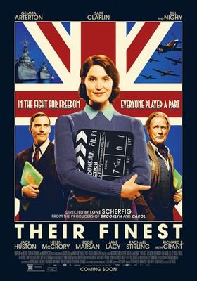 Their Finest's Poster