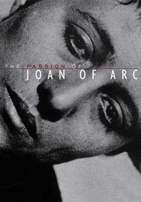 잔 다르크의 수난의 포스터
