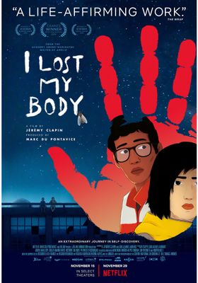 I Lost My Body 's Poster