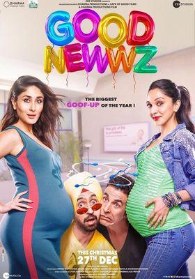 Good Newwz 's Poster