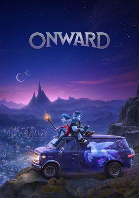 Onward's Poster