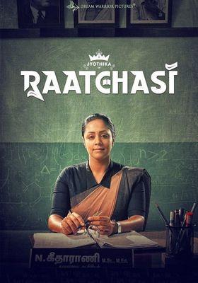 Raatchasi's Poster