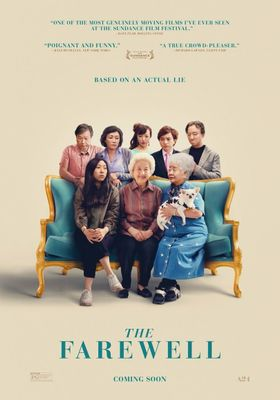 The Farewell's Poster