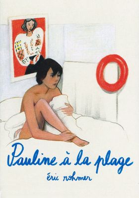 Pauline at the Beach's Poster